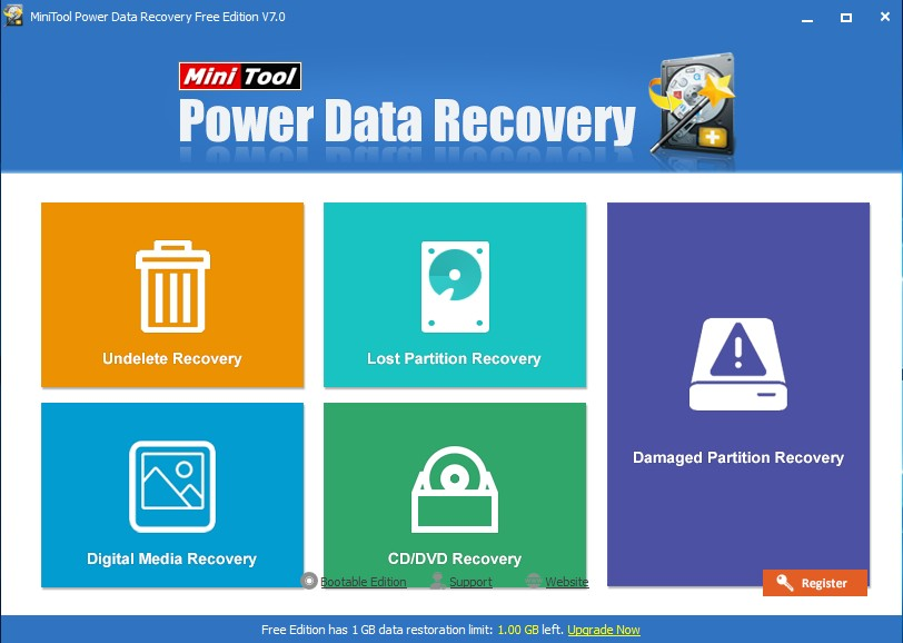 fix raw drive recover data