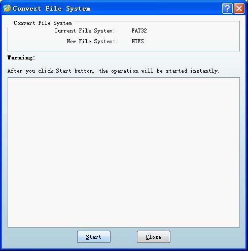 how to convert external hard drive to mbr partition