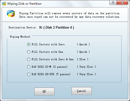 how to change partition style from gpt to ntfs